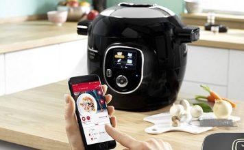 robot cuiseur cookeo