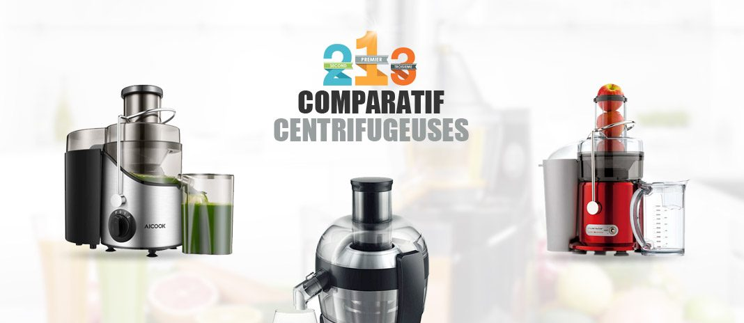 meilleure centrifugeuse