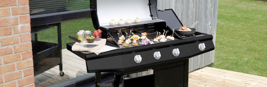 utilisation barbecue gaz
