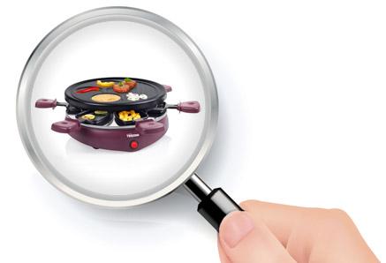 choisir raclette