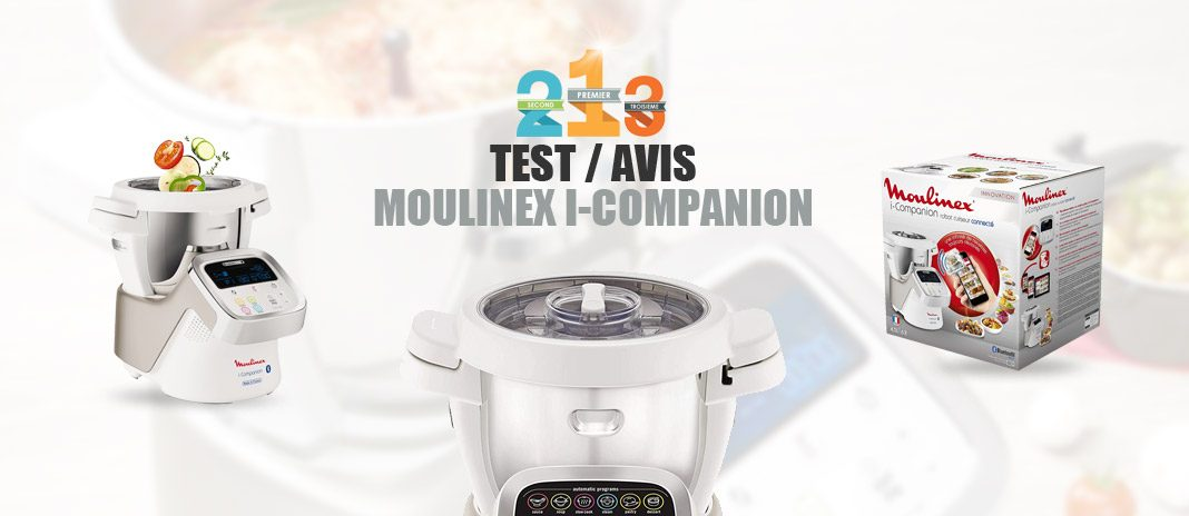 test moulinex i-companion