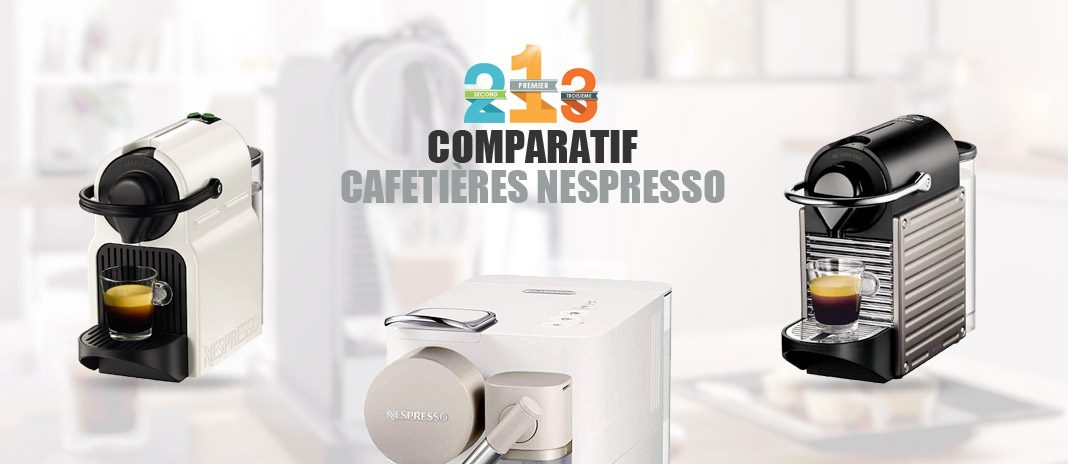 meilleures cafetieres Nespresso