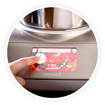 Ecran LCD et tactile