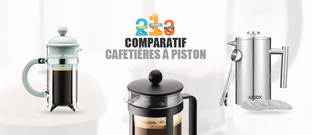 meilleure cafetiere piston