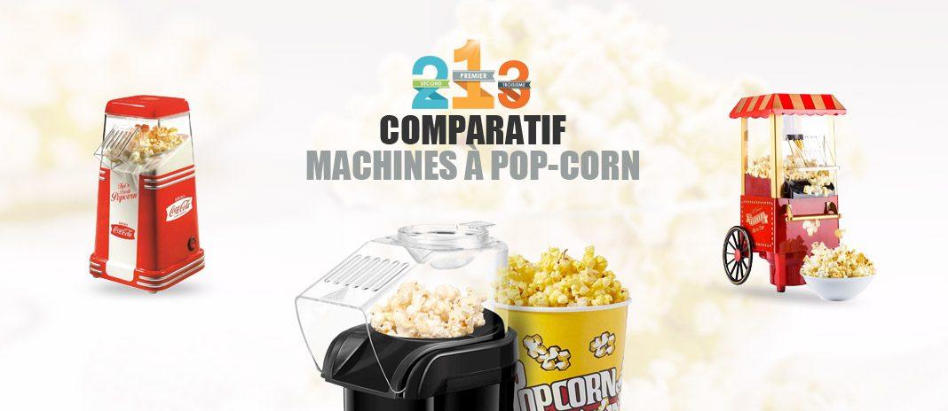 meilleure machines pop-corn