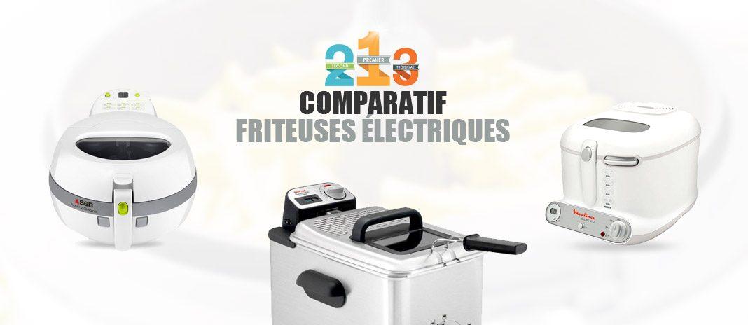 meilleures friteuses electriques