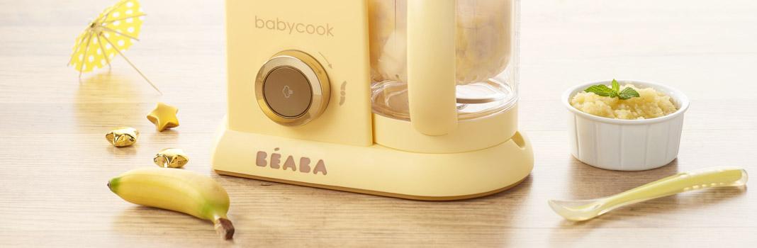 robot bebe beaba