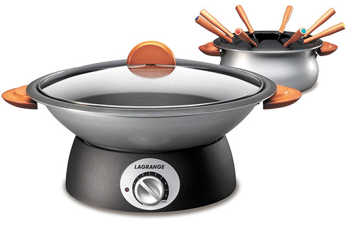 Lagrange Wok fondue
