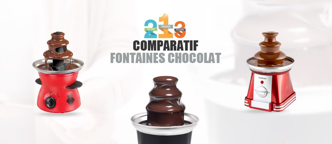 meilleure fontaine chocolat