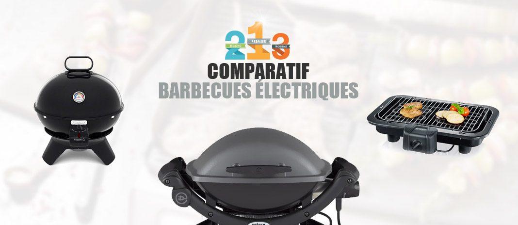 meilleurs barbecues electriques
