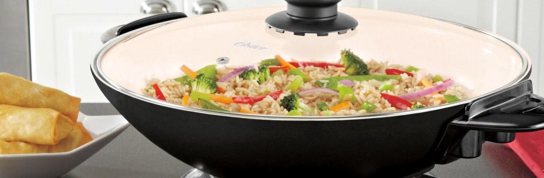 wok electrique