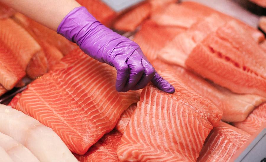 choix du saumon